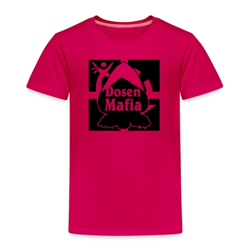 DosenMafia Logo Pfad - Kinder Premium T-Shirt