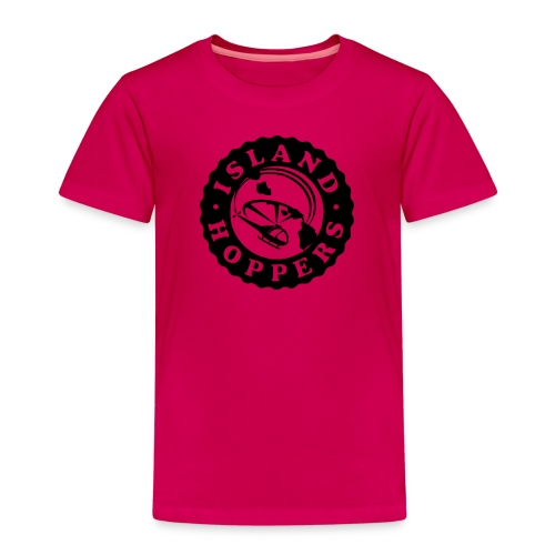 Island Hoppers - Kinder Premium T-Shirt