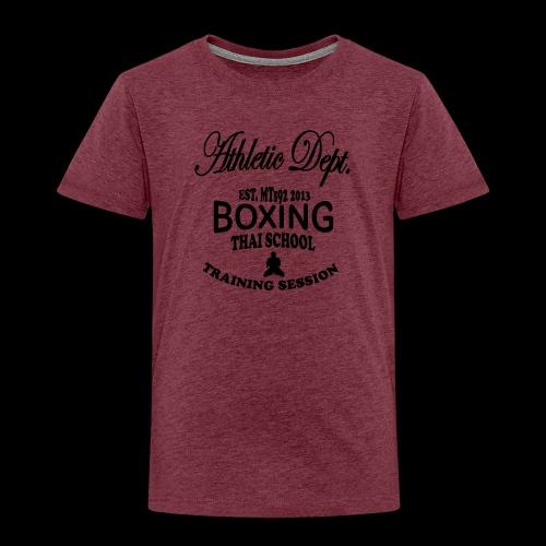 (high_school_couleur_uni) - T-shirt Premium Enfant