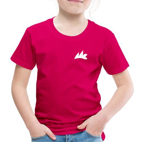 Logo_Micro_Class_vektor - Kinder Premium T-Shirt
