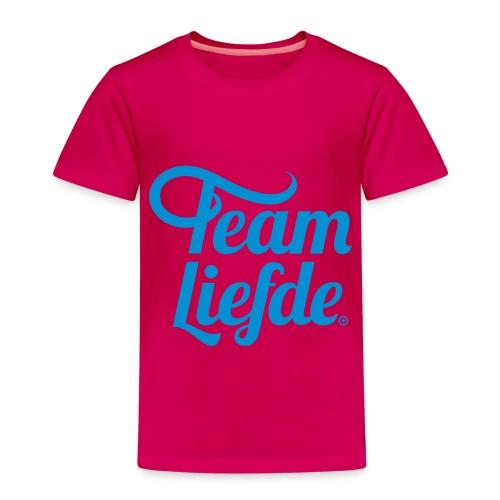 teamliefdedef - Kinderen Premium T-shirt