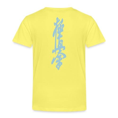 KyokuShin - Kinderen Premium T-shirt