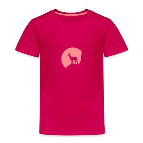 chamutsch_font - Kids' Premium T-Shirt