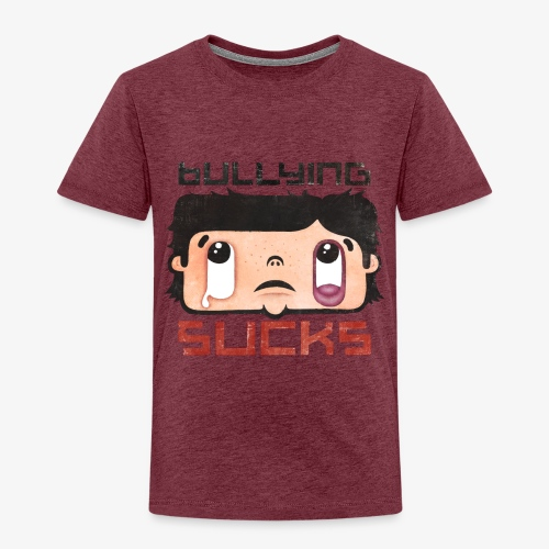 Bullying sucks - Lasten premium t-paita