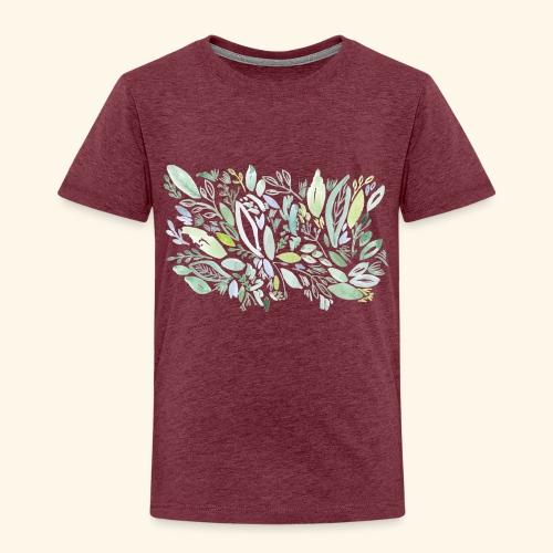 herbs garden - Kinder Premium T-Shirt