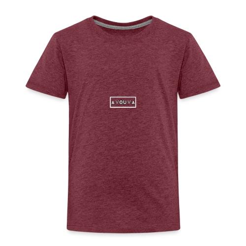 AVOUVA - T-shirt Premium Enfant
