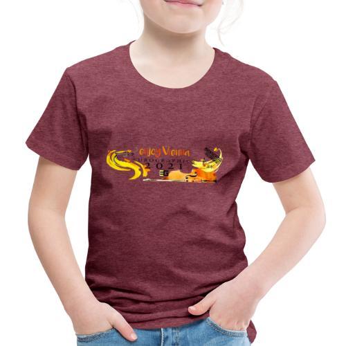 EG21 Logo - Kids' Premium T-Shirt
