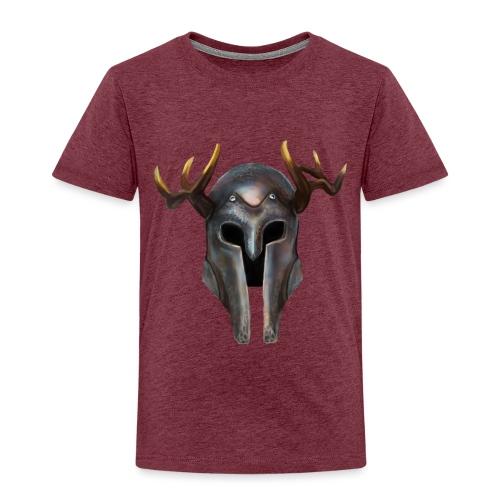 Casque Vikings Hircine - T-shirt Premium Enfant