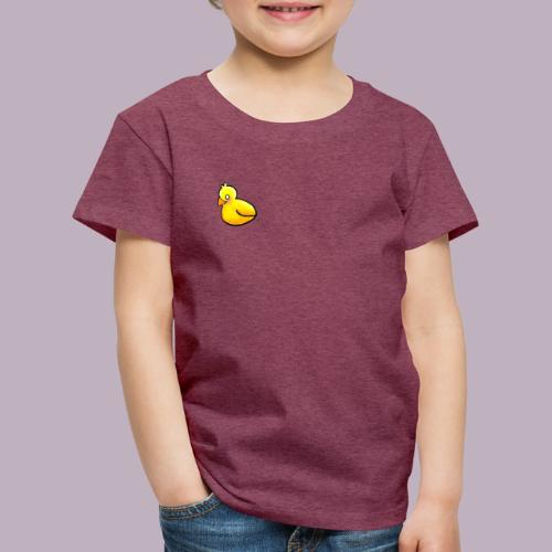 Un pato escurridizo - Camiseta premium niño