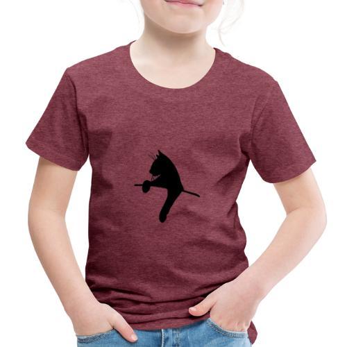 KittyCat - Børne premium T-shirt