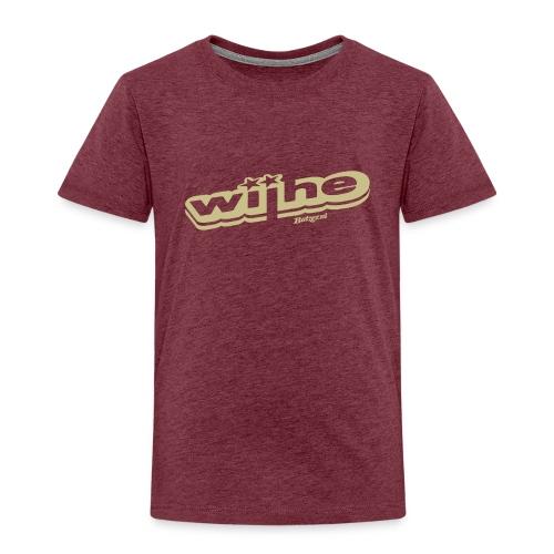 Batzer Salland Series Wijhe - Kinderen Premium T-shirt