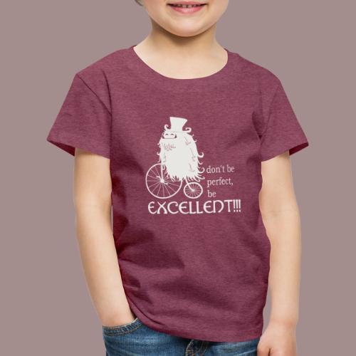 Excellent1 - Kinder Premium T-Shirt