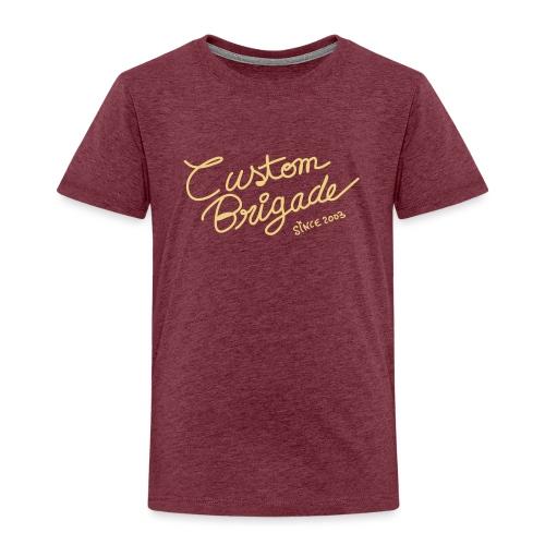 handscript - T-shirt Premium Enfant