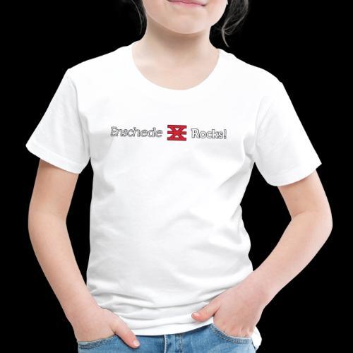 Enschede Rocks Logo - W - Kinderen Premium T-shirt