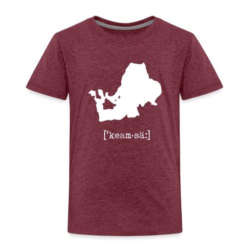 Chiemsee - Keamsä - Kinder Premium T-Shirt
