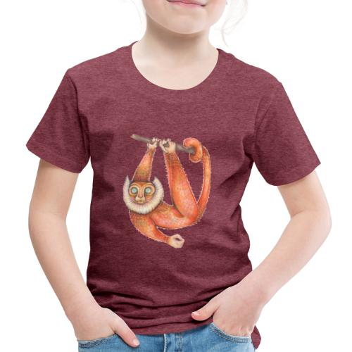 Lemur Li - Kinder Premium T-Shirt