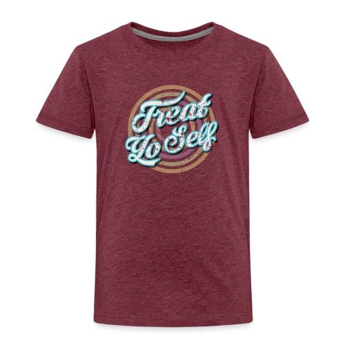 Treat Yo Self - Kids' Premium T-Shirt