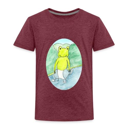 Frogbit T-shirt for women - Kids' Premium T-Shirt