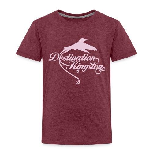 destination kingston - Kinder Premium T-Shirt