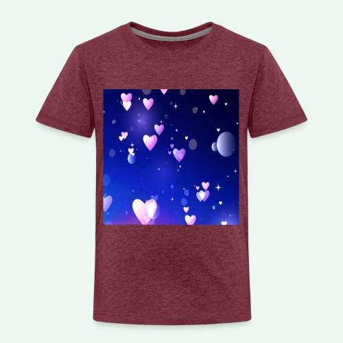 Nachthimmel quad - Anziehend anders US - Kinder Premium T-Shirt