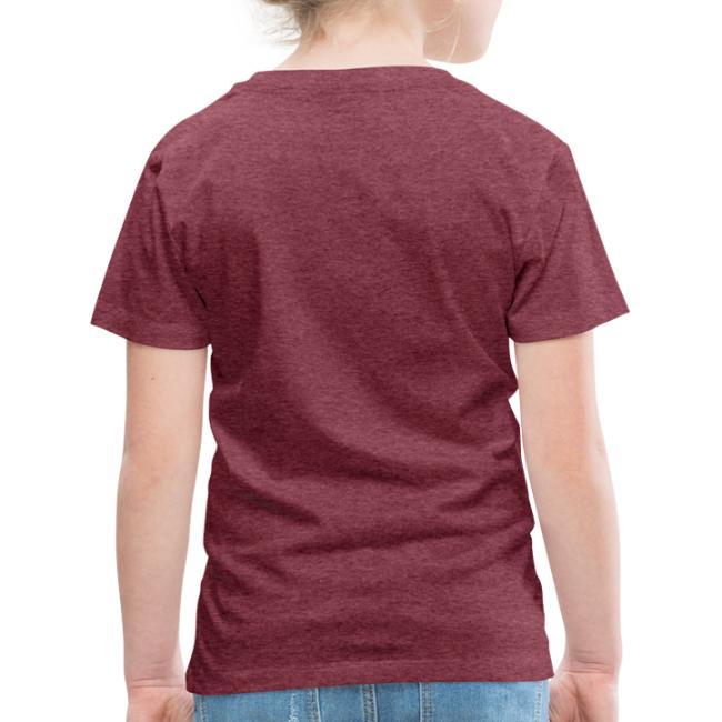 Vorschau: I bin hundsmiad - Kinder Premium T-Shirt
