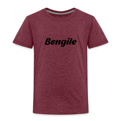 Bengile - österreichischer Dialekt - Kinder Premium T-Shirt