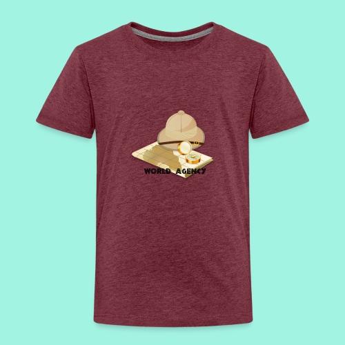 World Agency - Kinder Premium T-Shirt