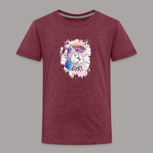 shirt bunt tshirt druck - Kinder Premium T-Shirt