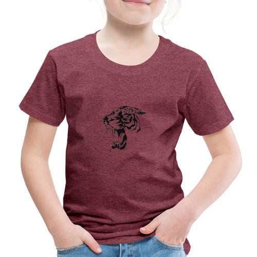 EYE OF THE TIGER - Maglietta Premium per bambini