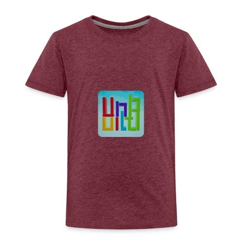 UnBuild App Icon - Kinder Premium T-Shirt