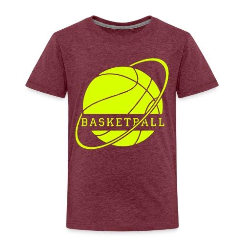 basketball - T-shirt Premium Enfant