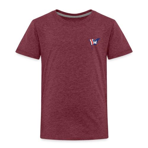 AIYCB_Flagge - Kinder Premium T-Shirt