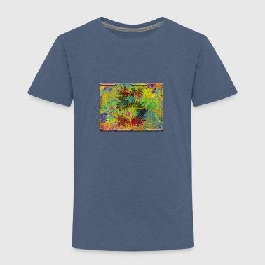 5. syntymäaika - Lasten premium t-paita