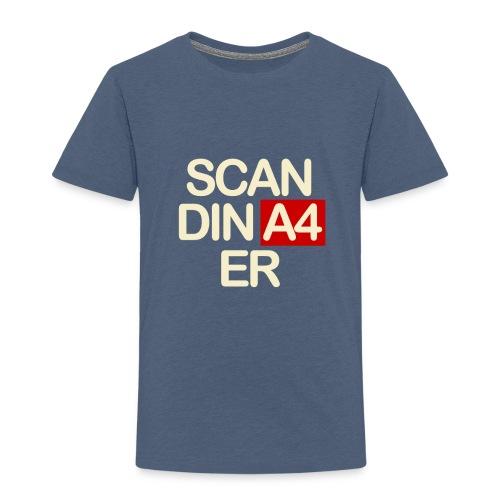 Scandinavier - Kinder Premium T-Shirt
