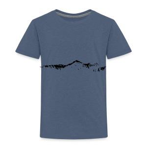 Falknis Bergkette - Kinder Premium T-Shirt