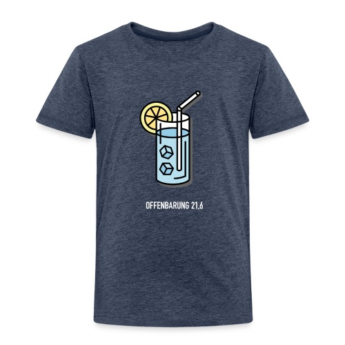 Jahreslosung 2018 - Kinder Premium T-Shirt