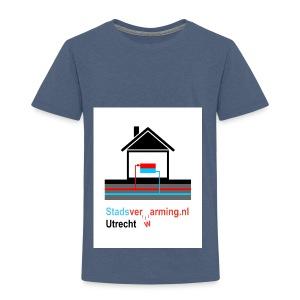 Stadsverarming Utrecht Baby romper - Kinderen Premium T-shirt