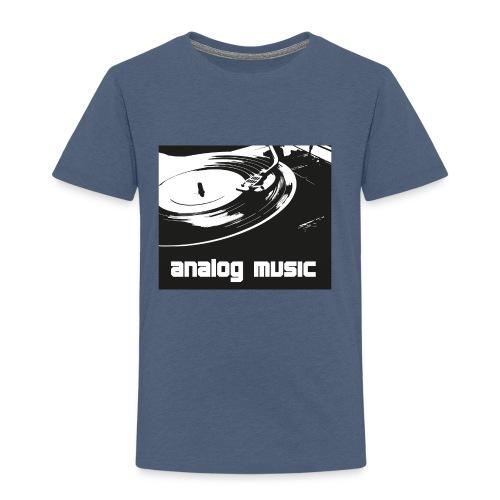 Record Player - Kinder Premium T-Shirt