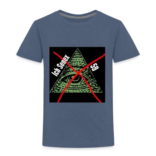 Denis mit einem n - Kinder Premium T-Shirt