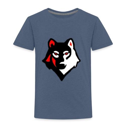 Bjerkes logo - Premium T-skjorte for barn