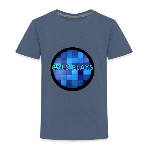 Cals Plays Logo - Kids' Premium T-Shirt