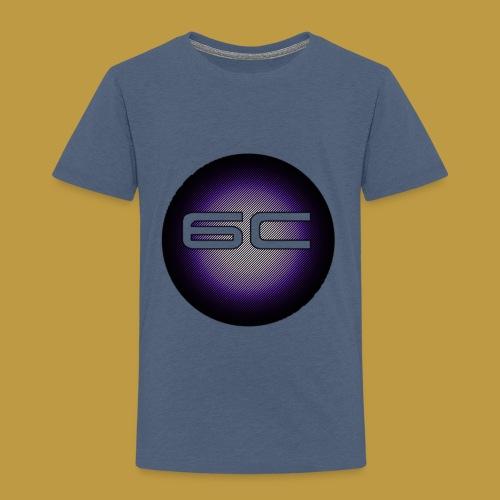 6c Logo Purple - Kinder Premium T-Shirt