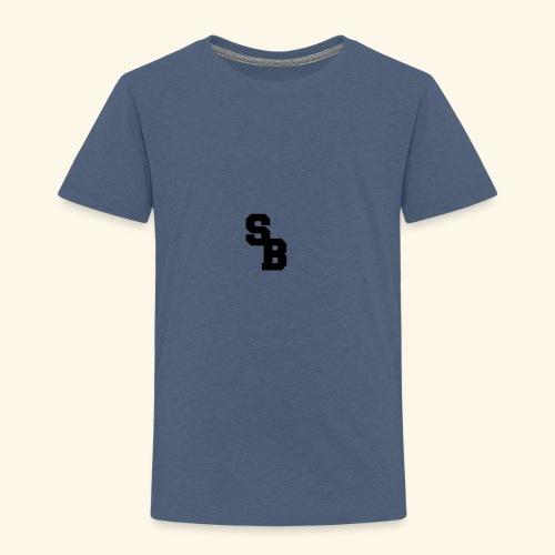 steelbeast logo - Premium T-skjorte for barn