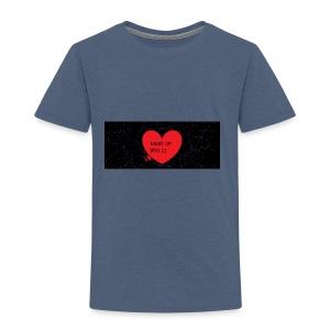 make up bro 2 - Kinder Premium T-Shirt