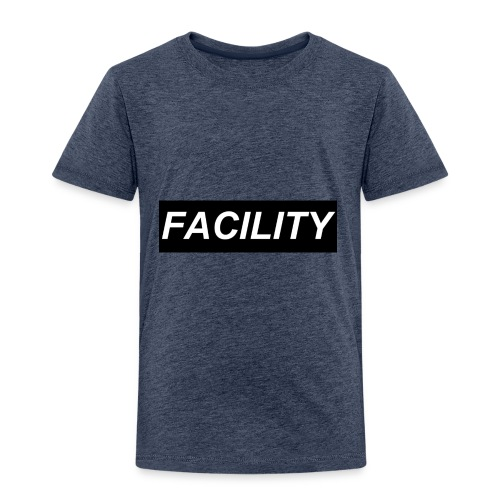 Box Logo - Børne premium T-shirt