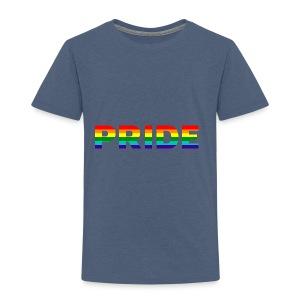 Gay pride in rainbow kleuren - Kinderen Premium T-shirt
