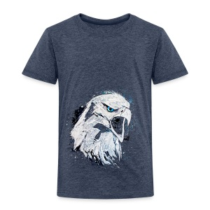 David Pucher Art Adler - Kinder Premium T-Shirt