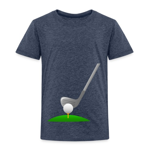 Golf Ball PNG - Camiseta premium niño