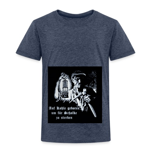 kohle - Kinder Premium T-Shirt