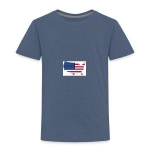 porte clé américain - T-shirt Premium Enfant